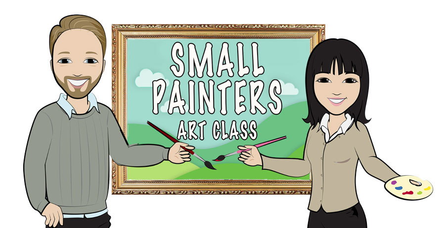 Small Painters Art Classes